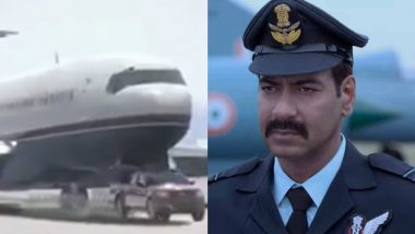 Ajay Devgn's Bhuj: The Pride of India's Climax Scene Is Copied From This Old Truck Ad (Watch Videos)