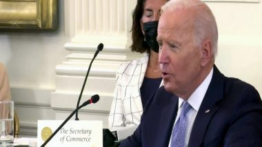 World News   President Biden Feels India Should Have Permanent Seat in UNSC: MEA