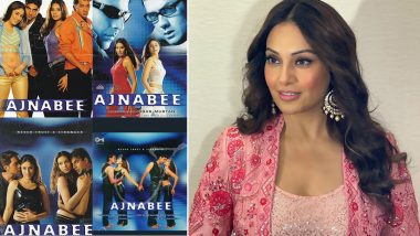 Bipasha Basu Completes 20 Years in Indian Cinema, Recalls Working in Her First Film 'Ajnabee' (View Post)