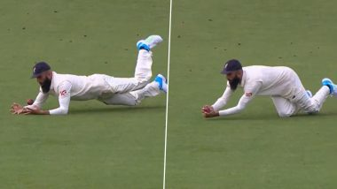 IND vs ENG 4th Test 2021: Moeen Ali's Catch To Dismiss Ajinkya Rahane Sparks Divided Opinion on Twitter (Check Reactions)