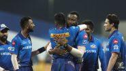 MI vs PBKS, IPL 2021 Stat Highlights: Kieron Pollard Achieves Personal Milestones As Mumbai Indians End Losing Run