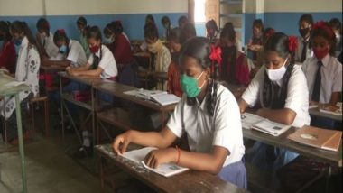 Jharkhand: Schools for Classes 6 to 8 Reopen With COVID-19 Protocols in Ranchi