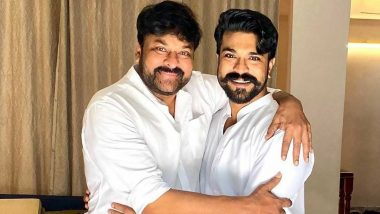 Chiranjeevi Completes 43 Years in Tollywood and Son Ram Charan Is Proud of His 'Appa' (View Post)
