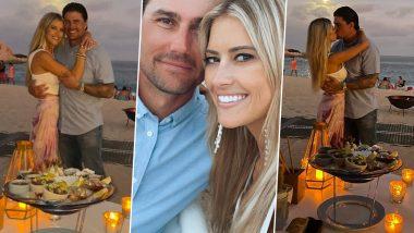 Christina Haack Confirms Getting Engaged to Boyfriend Joshua Hall, Flaunts Her Diamond Ring (View Pics)
