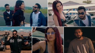 Churi Song: Sonnalli Seygall Slays in a Glam Avatar in the Latest Punjabi Number! (Watch Video)