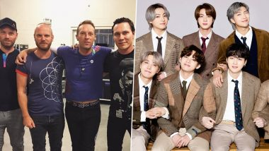 Coldplay, BTS Collaboration 'My Universe' to Release on September 24