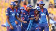 DC vs RR Stat Highlights IPL 2021: Bowlers, Shreyas Iyer Help Delhi Capitals Move a Step Closer to Playoffs Spot
