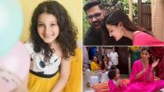 Daughters' Day 2021: Mahesh Babu, Suniel Shetty, Shilpa Shetty Kundra and Other Celebs Wish Their Girls With Special Posts!
