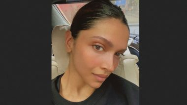 Deepika Padukone Flaunts Her Post 'Badminton' Glow After Sweating It Out at the Court (View Pic)