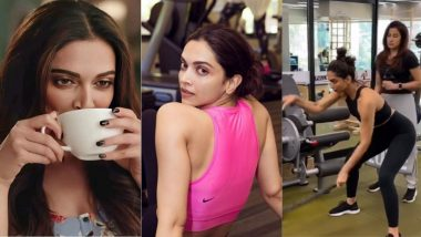 Pilates, Yoga and Coffee: Deepika Padukone's Secret to a Fit Body!
