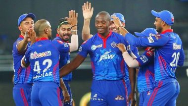 Rishabh Pant Pours His Heart on Social Media After Delhi Capitals Fails to Make Way into IPL 2021 Finals, Says 'Couldn't be More Proud of Leading This Team'