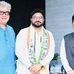 Babul Supriyo, Former BJP MP And Ex-Union Minister, Joins TMC in Presence of Abhishek Banerjee and Derek O'Brien