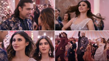Dil Galti Kar Baitha Hai Teaser: Mouni Roy Romances Jubin Nautiyal in This Peppy Rendition of Nusrat Fateh Ali Khan's Iconic Song! (Watch Video)