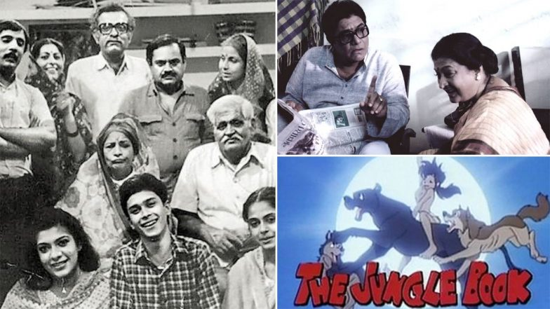 Doordarshan Turns 62! Wagle Ki Duniya, Jungle E-book, Hum Log – 9 Common TV Reveals And The place To Watch Them   📺 LatestLY