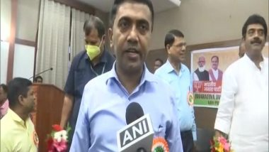 Goa Govt Fully Prepared for Possible COVID-19 Third Wave, Says CM Pramod Sawant