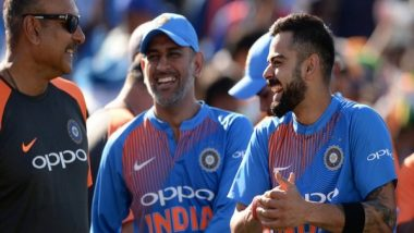 ICC T20 World Cup 2021: MS Dhoni's Experience of Handling Pressure in Important Games Could Be Huge Advantage for Young Players, Says Gautam Gambhir