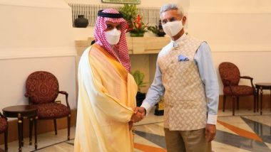 S Jaishankar Holds Discussions on Afghanistan, Indo-Pacific with Saudi Counterpart