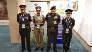 BRO Remains Committed to Women's Empowerment in Its Ranks, Appoints Woman Army Officer As In-Charge of Road Construction Unit