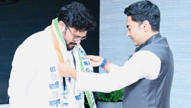 Babul Supriyo Joins TMC, Says 'Coming Back to Politics for a Great Opportunity To Serve West Bengal'
