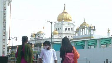 Bangla Sahib Gurdwara in Delhi Shut for Visitors Over Violation of COVID-19 Protocols