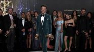 Emmys 2021: Ted Lasso Cast and Crew Did the Roy Kent Cheer Backstage and It's Wow (Watch Video)