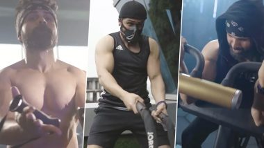 Emraan Hashmi Is Back at the Gym To Burn Those Extra Calories Before Shooting for Tiger 3