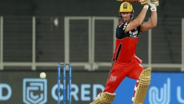 IPL 2021: AB de Villiers Pleased After Hitting Century During Warm-Up Game in UAE