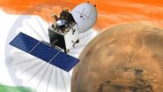 On This Day in 2014: ISRO's Mangalyaan Successfully Entered Into Mars Orbit