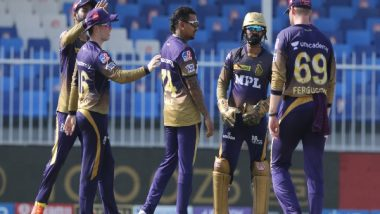 Sports News   IPL 2021: Clinical KKR Bowlers Restrict DC to 127/9