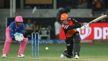 SRH vs RR, IPL 2021 Stat Highlights: Jason Roy Shines On Debut As Sunrisers Hyderabad Register Second Win