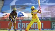 Faf du Plessis Does A Shane Watson by Playing With Bleeding Knee During Match Against KKR in IPL 2021, CSK Lauds South African Batsman!