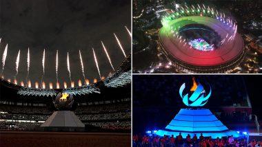 Tokyo Paralympics 2020: Fireworks Illuminate Tokyo Night Sky During Closing Ceremony (See Pics)