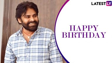 Pawan Kalyan Birthday Special: 5 Songs Featuring the Power Star That Are All About Positive Thoughts