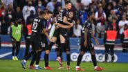 PSG 2–0 Montpellier, Ligue 1 2021–22: Parisians Maintain Perfect Record in Easy Win