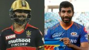 RCB vs MI IPL 2021 Dream11 Team Selection: Recommended Players As Captain and Vice-Captain, Probable Line-up To Pick Your Fantasy XI