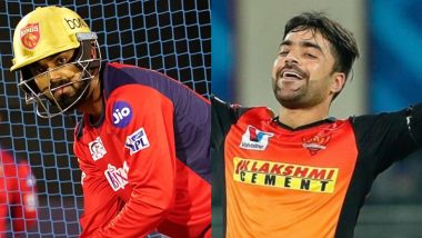 SRH vs PBKS IPL 2021 Dream11 Team Selection: Recommended Players As Captain and Vice-Captain, Probable Line-up To Pick Your Fantasy XI