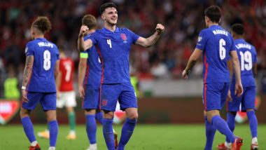 Hungary 0–4 England, FIFA World Cup 2022 Qualifiers: Three Lions Secure Comfortable Win to Top Group I