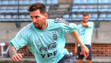 Lionel Messi Lashes Out at Decision To Call Off Brazil vs Argentina FIFA World Cup 2022 CONMEBOL Match, Asks, 'Were They Waiting for the Game To Start To Come Here?'