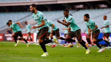 Azerbaijan vs Portugal, FIFA World Cup 2022 European Qualifiers Live Streaming Online: Get Free Live Telecast of Football Match With Time in IST