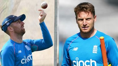 Jos Buttler and Jack Leach Added to England's Squad for Fifth Test Against India