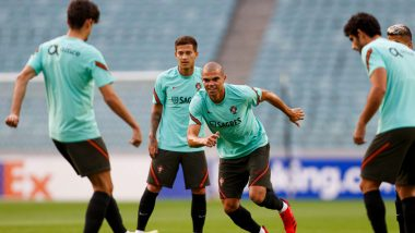 How to Watch Azerbaijan vs Portugal, FIFA World Cup 2022 European Qualifiers Live Streaming Online in India? Get Free Live Telecast Details Of Football Match on TV