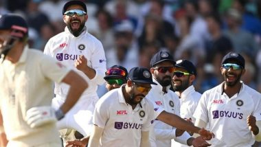 Team India Players Test Negative for COVID-19 Ahead of Fifth Test Against England in Manchester
