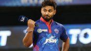 IPL 2021: Rishabh Pant To Continue As Delhi Capitals Captain for UAE Leg of T20 Tournament