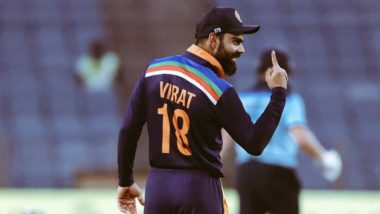 Virat Kohli To Step Down As T20I Skipper: BCCI President Sourav Ganguly Thanks 32-Year Old for 'Tremendous Performance As Captain', Says, ' Decision Made Keeping in Mind the Future Roadmap'