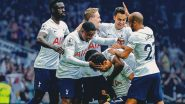 Rennes vs Tottenham Hotspur, UEFA Conference League 2021-22 Live Streaming Online: Get Free Live Telecast of Football Match in IST