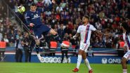 PSG 2–1 Lyon, Ligue 1, 2021–22: Mauro Icardi's Late Strike Wins It for Parisians on Lionel Messi's Home Debut (Watch Goal Highlights)