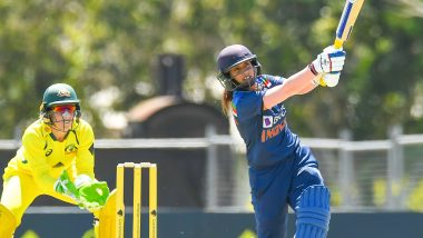 Mithali Raj Completes 20,000 Career Runs During AUS-W vs IND-W 1st ODI