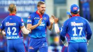 Anrich Nortje on Fire! Proteas Pacer Bowls Top Seven Fastest Deliveries in IPL 2021 So Far