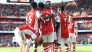 Arsenal 3–1 Tottenham Hotspur, Premier League 2021–22: Gunners Thrash Spurs To Win Bragging Rights in North London Derby