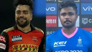 SRH vs RR IPL 2021 Dream11 Team Selection: Recommended Players As Captain and Vice-Captain, Probable Line-up To Pick Your Fantasy XI